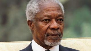 Kofi Annan: Syria needs U.N. presence