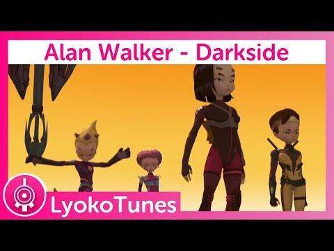 LyokoTunes | Darkside - Alan Walker Feat. Au/Ra, Tomine Harket | Code Lyoko