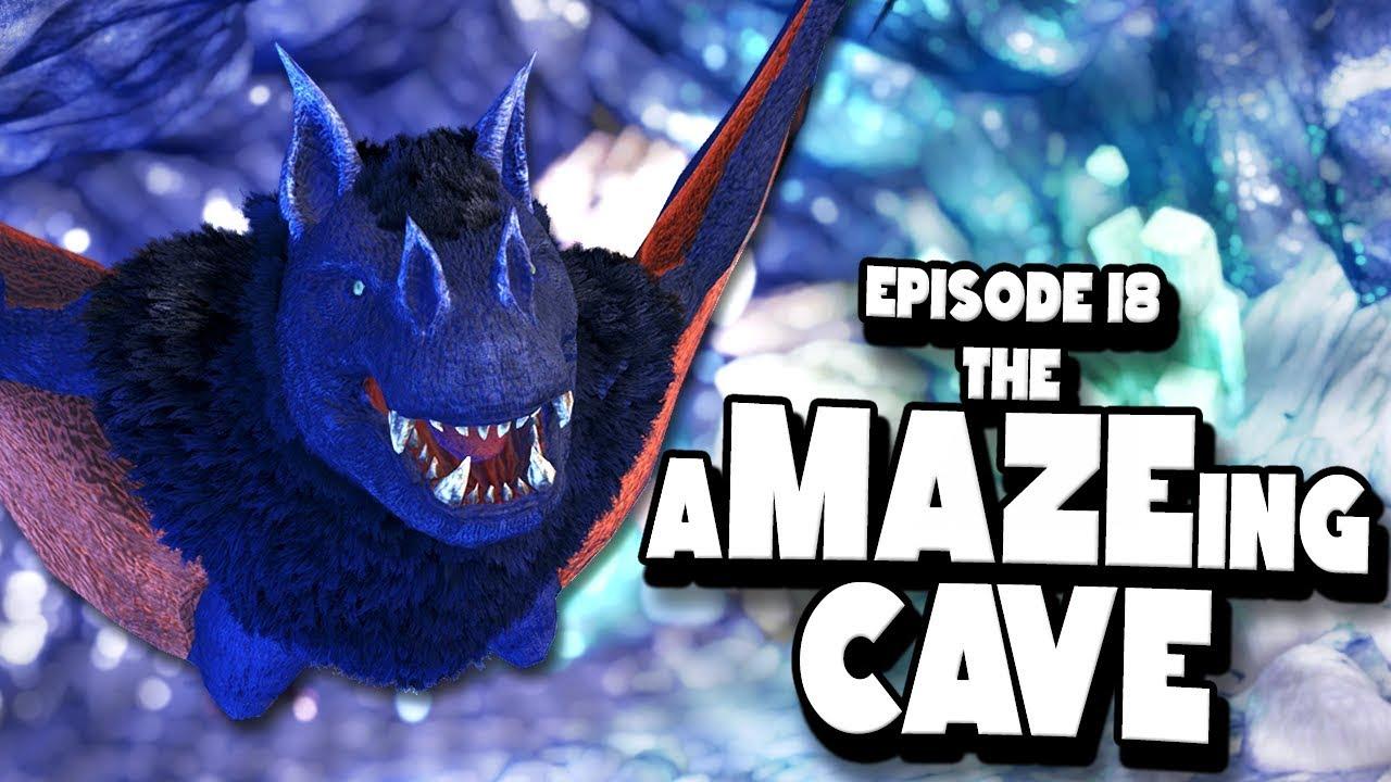 Download THE MAZE CAVE + MORE DINO BREEDING! - ARK: Survival Evolved ASCENSION Ep #18