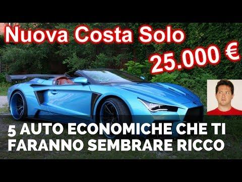 5 Auto Economiche che ti faranno sembrare Ricco   The Zapper