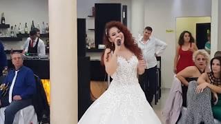 Shikoni sa super kendon kjo nuse bukuroshe - Dasma Shqiptare Niki & Ervin