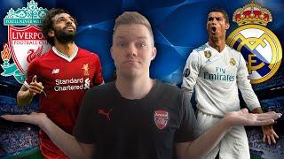 Champions league finale 2018! hvem vinder?