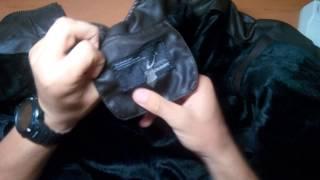 Посылка с AliExpress №25 - мужская куртка с Китая