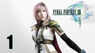 Final Fantasy XIII - Прохождение pt1