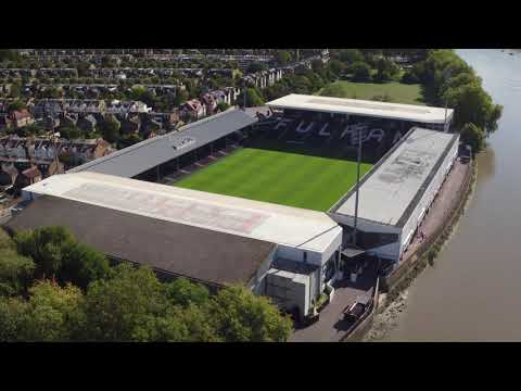 Fulham - Stock Footage Of Craven Cottage