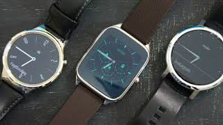 Часы asus zenwatch 4