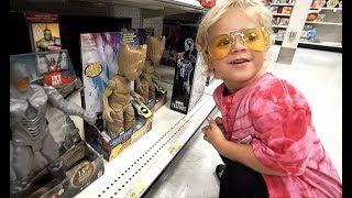 Mini Jake Paul Buys LITMAS Gifts!!
