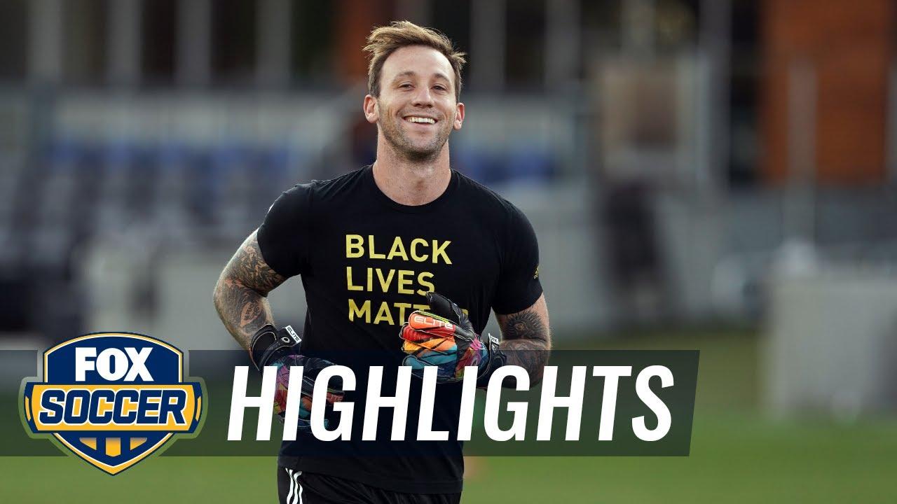 Steve Clark's saves earn Portland Timbers 1-1 draw vs. San Jose Earthquakes | 2020 MLS Highlights