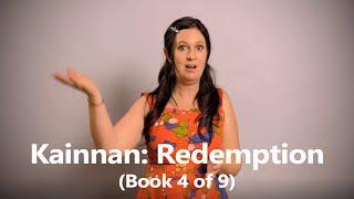 Introducing 'Kainnan: Redemption' by Belinda Stott