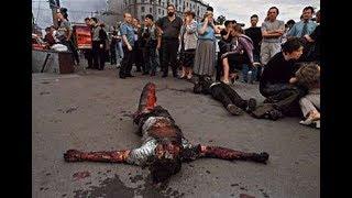 Взрыв на Пушкинской площади