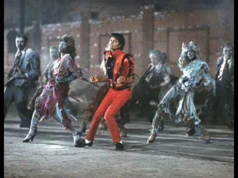 Michael Jackson - Thriller (Lyrics In Description)