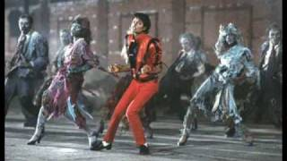 Michael Jackson - Thriller (Lyrics in Description)