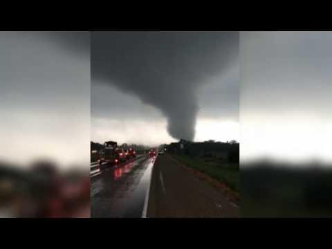 Megastürme: Tornado-Serie tötet in den USA mehrere Menschen