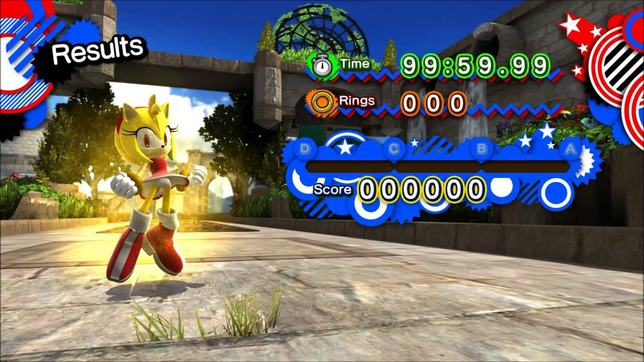 (RELEASE) Sonic Generations Mod: Amy Rose V 1 0 (outdated)