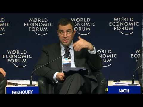 Davos Annual Meeting 2010 - Rebuilding Critical Infrastructure