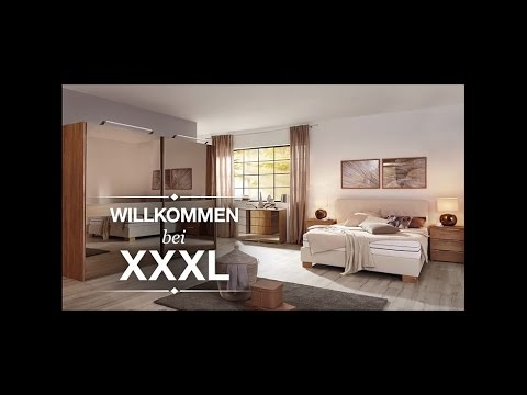 xxxlutz die sch nsten m bel trends f r euer schlafzimmer youtube. Black Bedroom Furniture Sets. Home Design Ideas