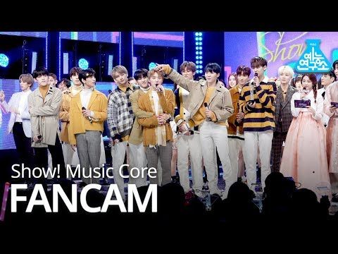 [예능연구소 직캠] Home - Seventeen, 세븐틴 - Home No.1 Encore Ver. @Show Music Core 20190202