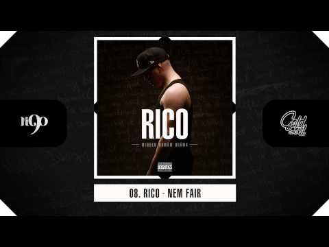 Rico - Nem fair (Official, MDD Album)