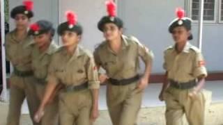 NCC song in hindi- india