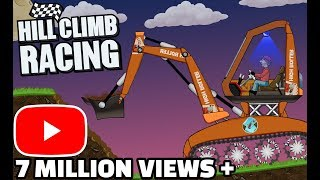 Hill Climb Racing - Excavator (Create CAR)