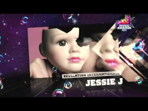 Adele - Révélation Internationale - Palmares NRJ Music Awards (January 27, 2012)
