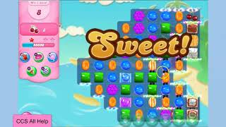 candy crush saga level 5319 no boosters cookie