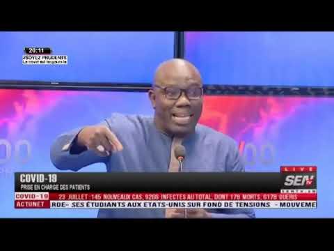 "Ahmed Aidara tire sur le gouvernement: ""Politique Naxaté Bi Lagnou Wara Bayi..."""
