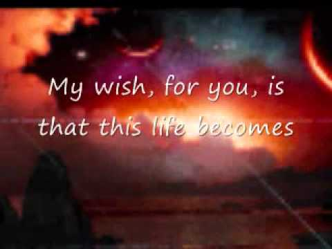 My Wish By Rascal Flatts W Lyrics Youtube