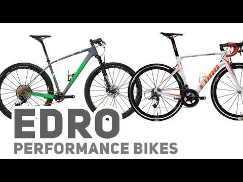 EDRO Performance Bikes | Uma nova marca brasileira de bike | Revista Ride Bike