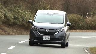 トヨタ・シエンタ & ホンダ・フリード 試乗インプレッション 試乗編①