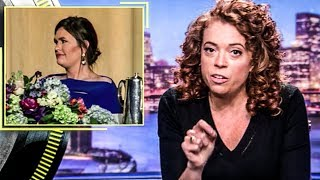 Michelle Wolf Hits Huckabee Sanders Again As The Mario Batali Of Personalities