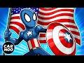 The Amazing Captain Spider-man