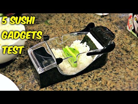 Thumbnail: 5 Sushi Gadgets put to the Test