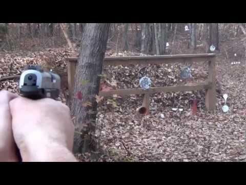 Ruger SR40C First Shots!