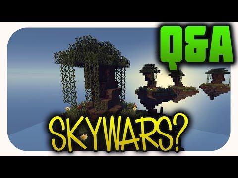Minecraft Konsole (Q&A): Kommt dieses Jahr noch SKYWARS?