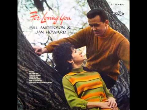 Bill Anderson & Jan Howard -- I'll Be Waiting