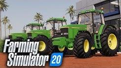 FARMING SIMULATOR 2020 l MULTIPLAYER l Android, iOS e Switch