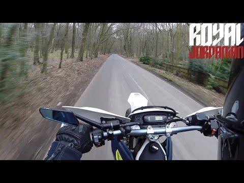 Husqvarna 701 Supermoto - Every day bike !