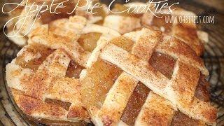 "How To Make My Original ""apple Pie Cookies"""