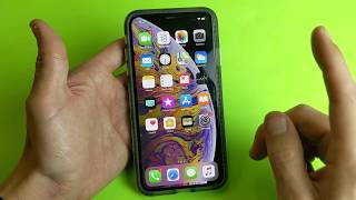 iPhone XS / XS Max: Three Ways to Activate Siri (Also Turn OFF)