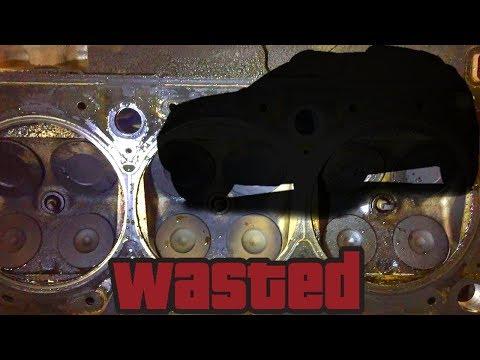 Погнуло клапана на Рено Дастер из за мелочи! Последствия и их стоимость. | Будни сервиса#55