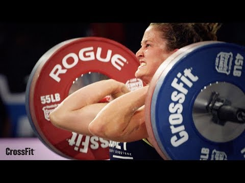 The CrossFit Games on CBS Saturday (8/19)