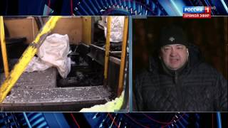 Иван Приходько на телеканале