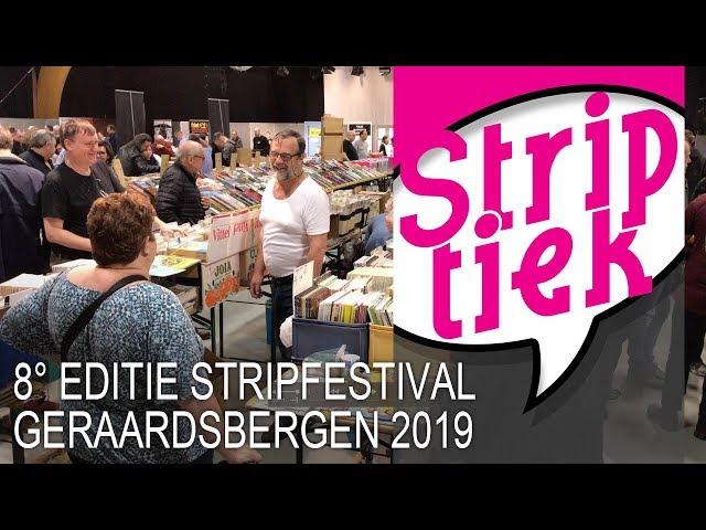 8ste editie Stripfestival Geraardsbergen (2019)