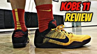 Nike Kobe 11 Performance Review!