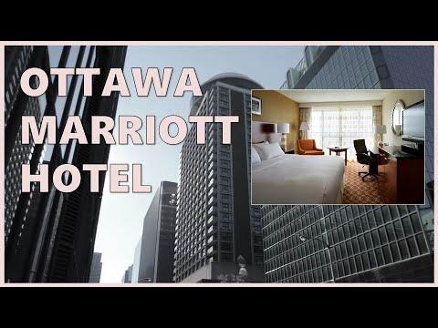 Ottawa Marriott Hotel | Downtown Accommodation | Ottawa, ON, Canada