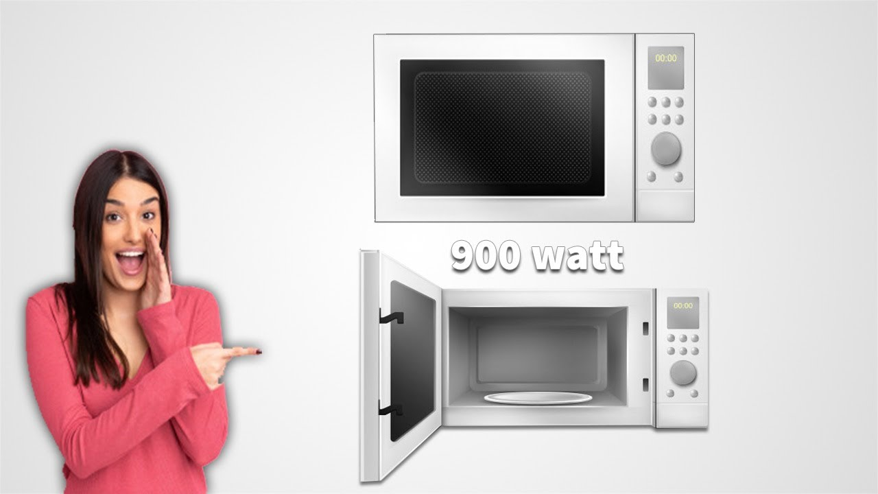 is a 900 watt microwave good