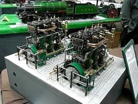 Corliss Steam Engine Plans