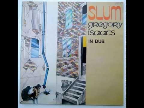 GREGORY ISAACS -  N****r  / Slum (In Dub)