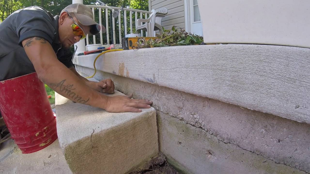 Cost To Build Concrete Stairs